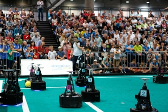 Leipziger Messe: Robocup 2016, Leipzig, 03.07.2016